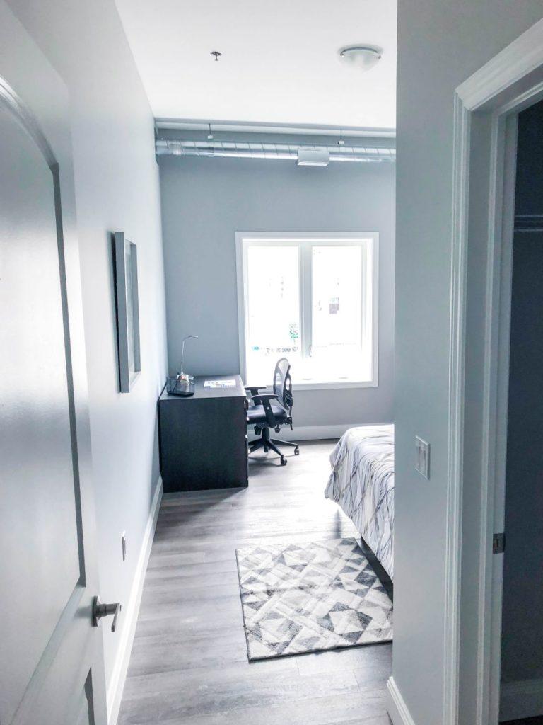 Model Suite Bedroom 1