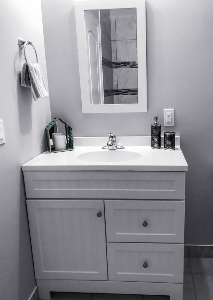 Model Suite Bathroom 1