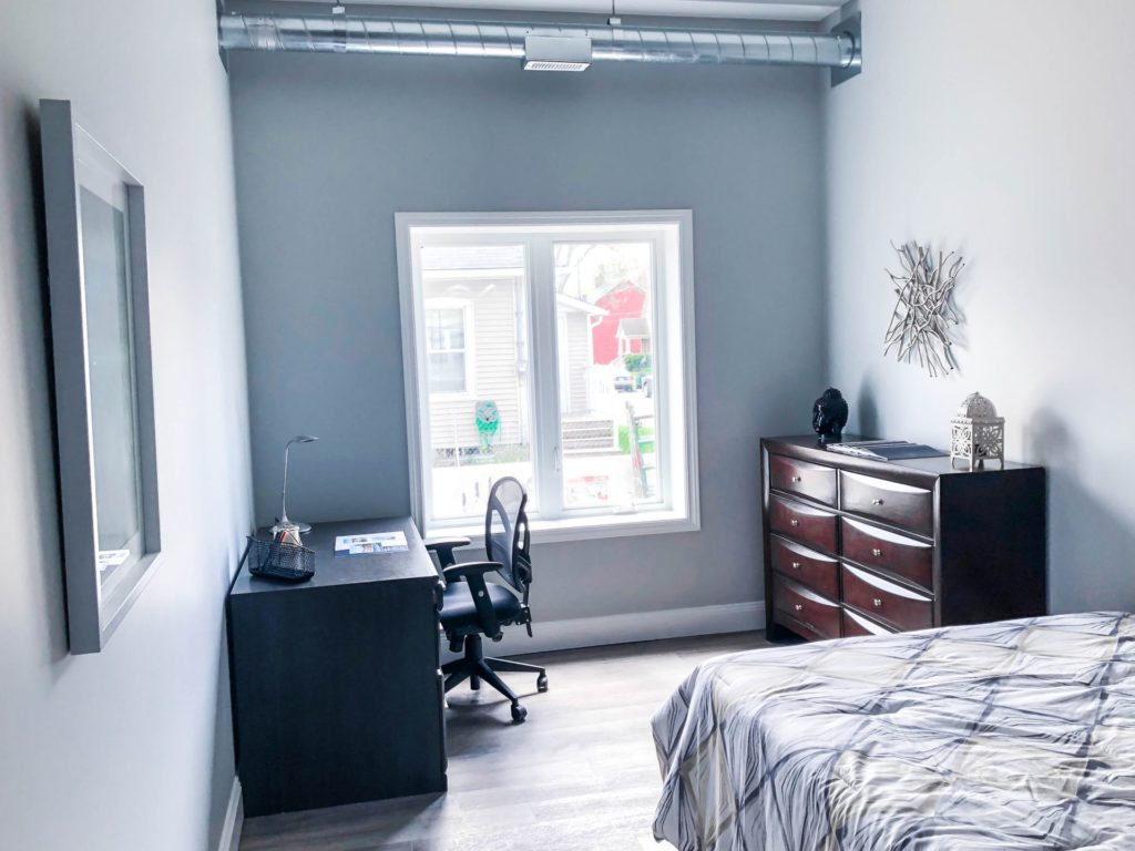 Model Suite Bedroom 3