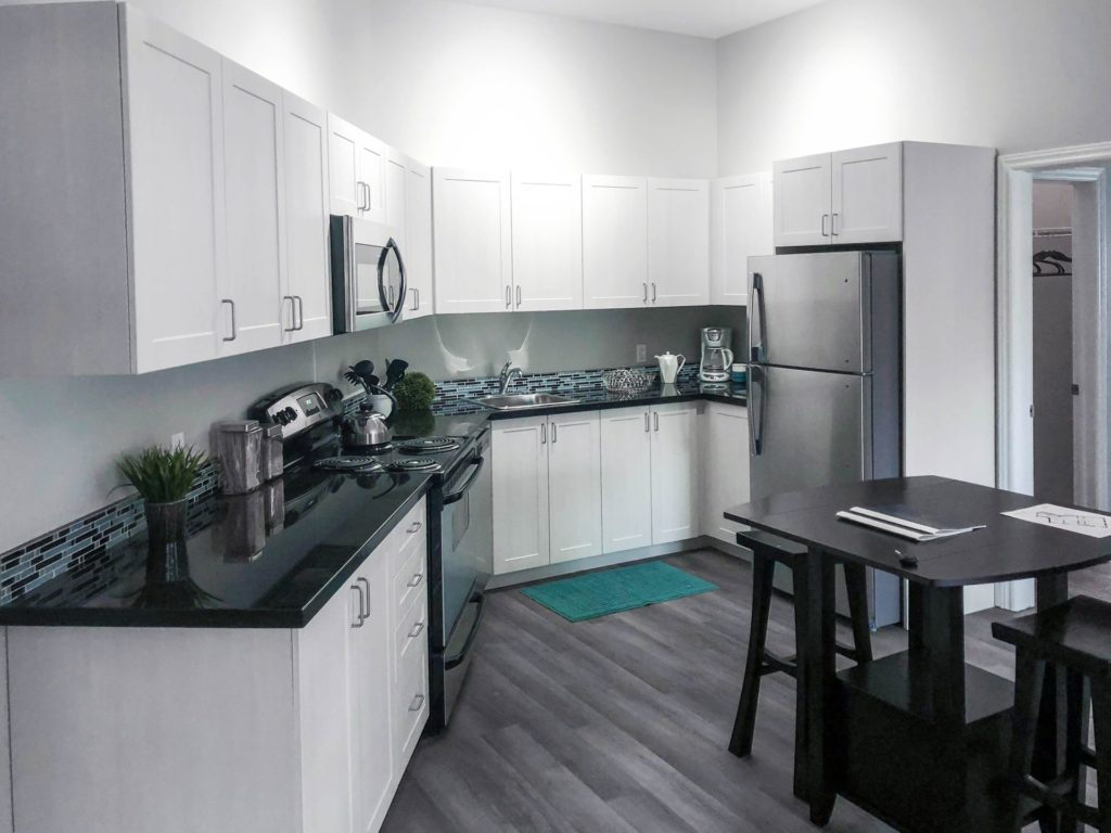 Model Suite Kitchen 7