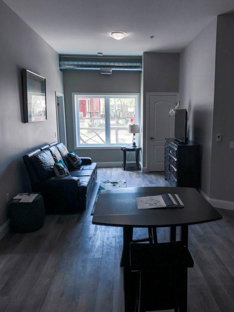 Model Suite Living Room 2