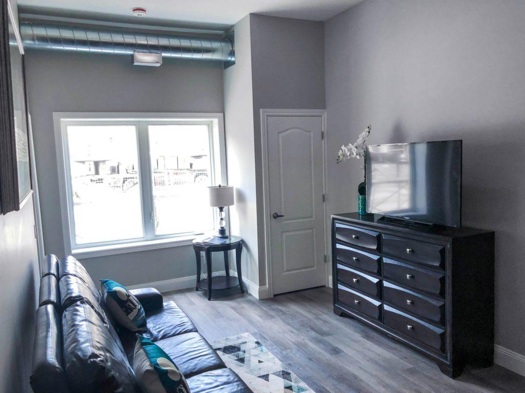 Model Suite Living Room 1