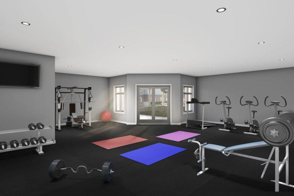 The-Frontenac-Condos-Gym